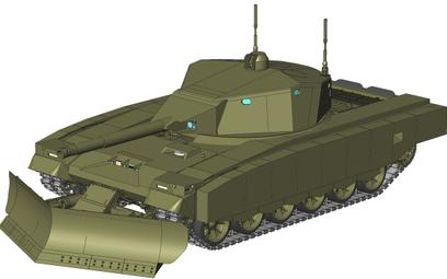 Nowe rosyjskie wozy bojowe systemu Szturm