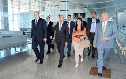 Lotnisko w Hurghadzie z nowym terminalem