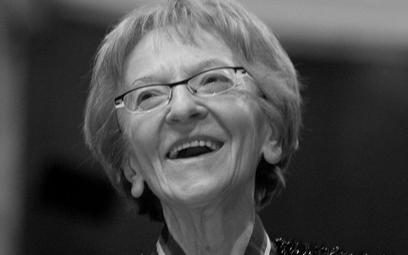 Wanda Wiłkomirska nie żyje. Artystka odważna i bezkompromisowa
