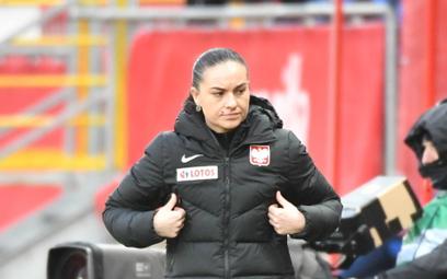 Trenerka piłkarskiej reprezentacji Polski kobiet Nina Patalon