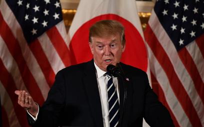 Japonia: Trzęsienie ziemi kilka godzin przed lądowaniem Trumpa