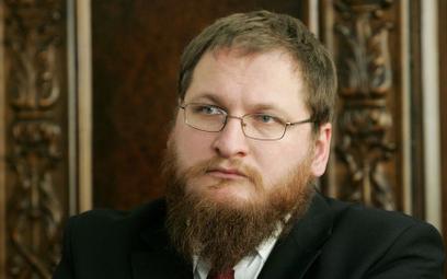 Piotr Cywiński, historyk, dyrektor Państwowego Muzeum Auschwitz-Birkenau.