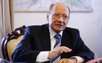"""Tadeusz Ferenc chciałby, żeby Rzeszowem rządzili po nim """"ludzie mądrzy, uczciwi i otwarci na problem"""