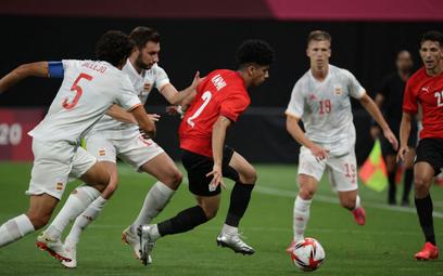 Igrzyska olimpijskie: Piłkarze z Egiptu zatrzymali Hiszpanię