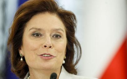 Kidawa-Błońska: Kobieta powinna mieć wybór