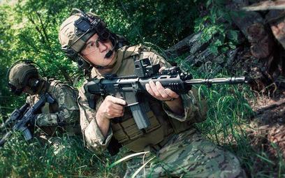 Obrona terytorialna będzie wyposażona w najnowocześniejszy oręż – zapewnia nadzorujący nową formację