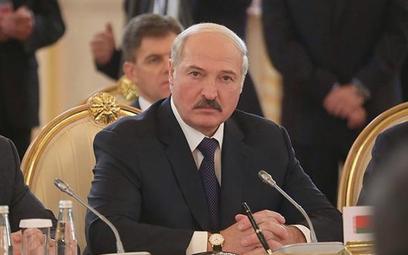prezydent Białorusi Aleksandr Łukaszenko