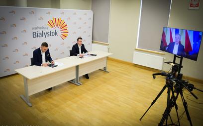 Białystok aktywnie wspiera mieszkańców i biznes