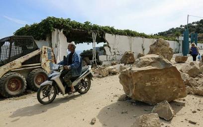 Lesbos szacuje szkody po trzęsieniu ziemi