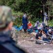 Według zeznań imigrantów ich podróż przez Białoruś jest zorganizowana przez specjalne grupy