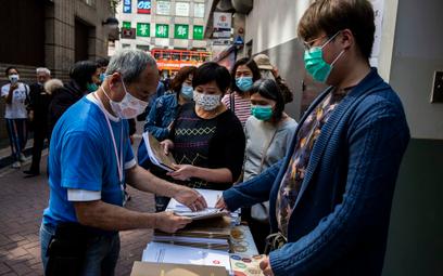 Hongkong ratuje gospodarkę. Będzie rozdawał pieniądze