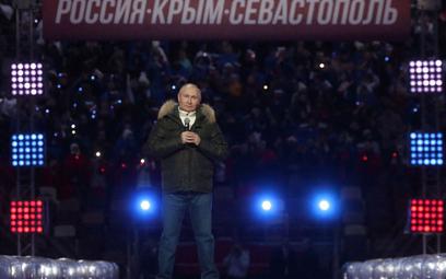 7 lat po zagarnięciu: Krym wysycha, Putin obiecuje biliony