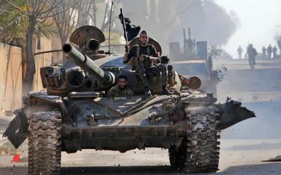 Rosja: Tureccy żołnierze byli wśród terrorystów