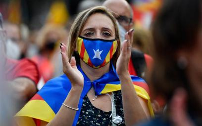Katalończycy już nie chcą secesji