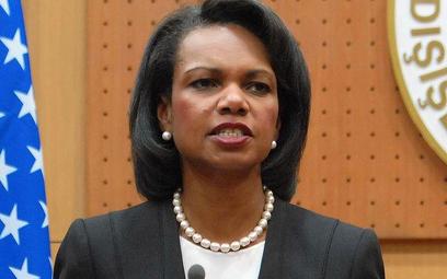 Trudna misja Condoleezzy Rice