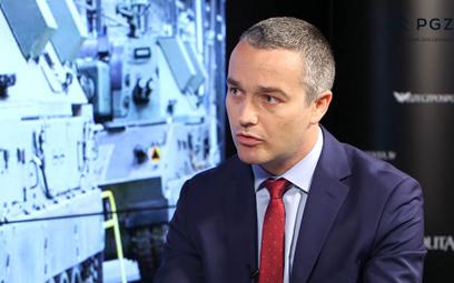 #RZECZoOBRONNOŚCI: Błażej Wojnicz: PGZ skonsoliduje polski przemysł zbrojeniowy