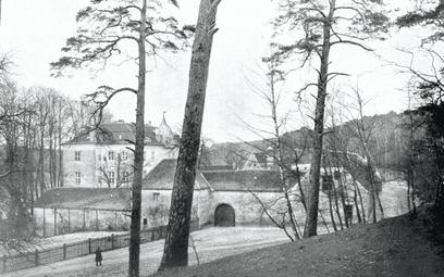Pałac Myśliwski w Grunewaldzie. To tu w styczniu 1891 r. kilkanaście osób z najbliższego otoczenia c