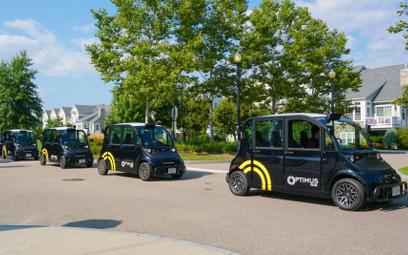 Autonomiczne pojazdy będą jeździć w Nowym Jorku i Kalifornii