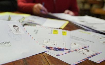 Ruch chce rzucić wyzwanie liderom rynku usług pocztowych.