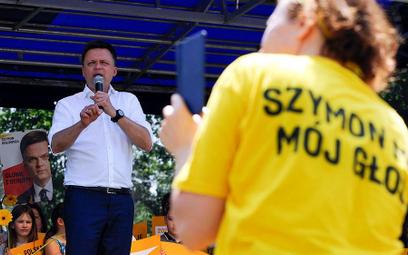 Jacek Nizinkiewicz: Słabość Platformy wzmacnia Hołownię