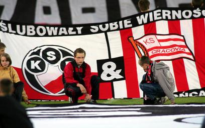 Mecz Polonii z Cracovią w 2005 roku