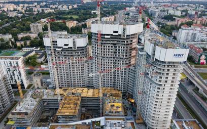 Na osiedlu Bliska Wola powstaje ostatni etap liczący prawie 1,5 tys. mieszkań.