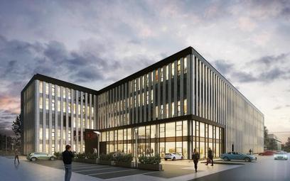 Bielany Business Point – nowy budynek biurowy firmy Megapolis we Wrocławiu.