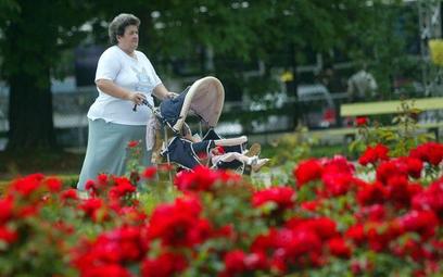 Niewielka liczba kobiet ma emeryturę z OFE