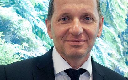Mariusz Jańczuk, założyciel i prezes biura podróży Itaka