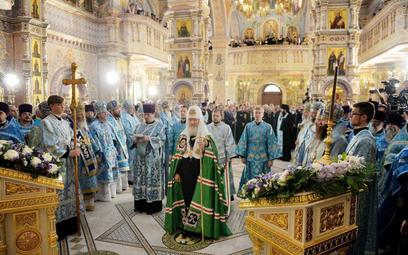 Patriarcha Moskwy Cyryl I zerwał wspólnotę ekumeniczną z duchową stolicą prawosławia Konstantynopole