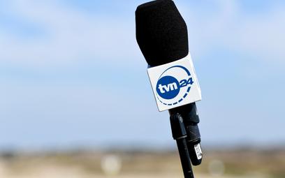 Sondaż: Brak polskiej koncesji TVN24 byłby ograniczeniem wolności słowa