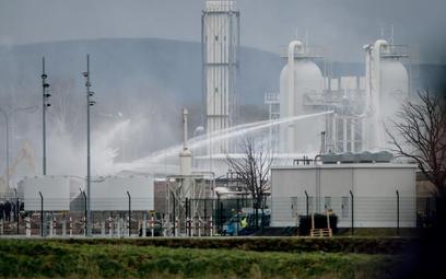 Austria: Gazowy hub wznowił pracę po awarii