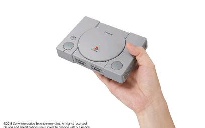 Konsola PS Classic trafi w grudniu do sprzedaży. Czy będzie świątecznym hitem?