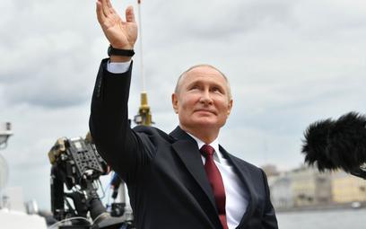 Rosjanie budują samolot Dnia Sądu Ostatecznego dla Putina