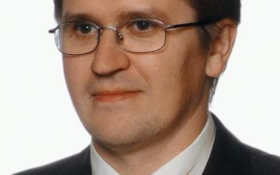 Szymon Jungiewicz, dyrektor Działu Badań i Analiz Emmerson Nieruchomości