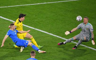 Ukraina ostatnim ćwierćfinalistą