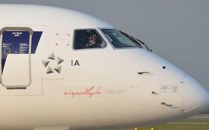 LOT: Chętni na pilotów lecą do nas z całego świata