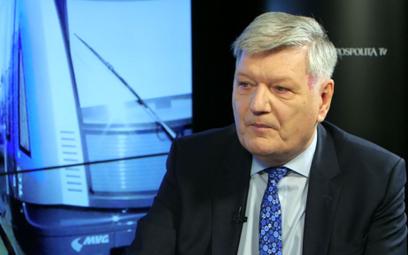 #RZECZoBIZNESIE: Lesław Kuzaj: Alstom w Chorzowie ma pracy na kilka lat