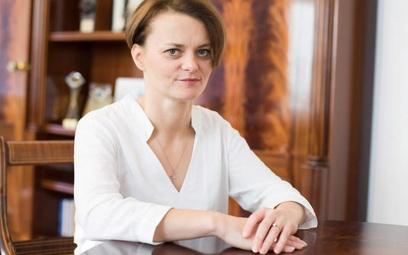Jadwiga Emilewicz, minister przedsiębiorczości i technologii: Polskie firmy mogą i powinny przejmować firmy niemieckie