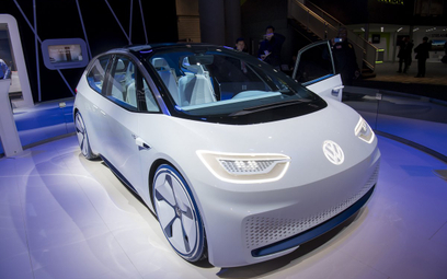 Nikt nie zainwestuje w elektromobilność tyle, co Volkswagen