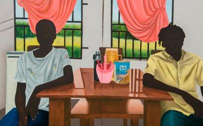 Eniwaye Oluwaseyi, The Breakfast, 2020/ Christie's