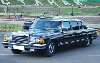 Pancerna limuzyna Gorbaczowa na sprzedaż