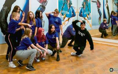 Klasa estradowa w zespole szkół w Michałowie powstała wiosną ubiegłego roku. Liceum reklamuje ją jak