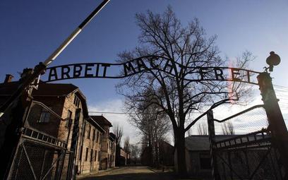 Brama Muzeum Auschwitz-Birkenau
