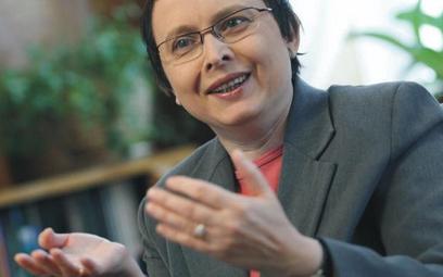 Minister edukacji, Katarzyna Hall