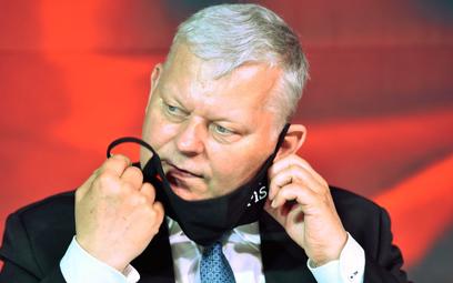 Marek Suski: Donald Tusk się zezłościł, ze jego nie zaprosili