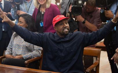 Kanye West proponuje program milion plus dla dzieci