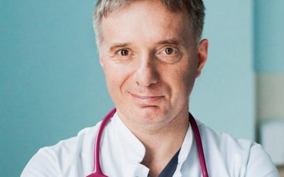dr Paweł Basiukiewicz, internista i kardiolog