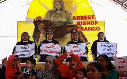 Indie: Biskup aresztowany za zgwałcenie zakonnicy