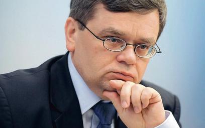 Prof. Eugeniusz Gatnar, członek RPP.